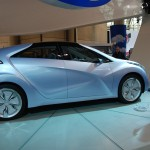 Hyundai Blue Will Concept EV Car