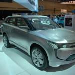 Mitsubishi PX-MiEV Concept Car