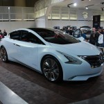 Nissan Ellure Concept Car