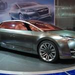 Subaru Hybrid Tourer Concept Car