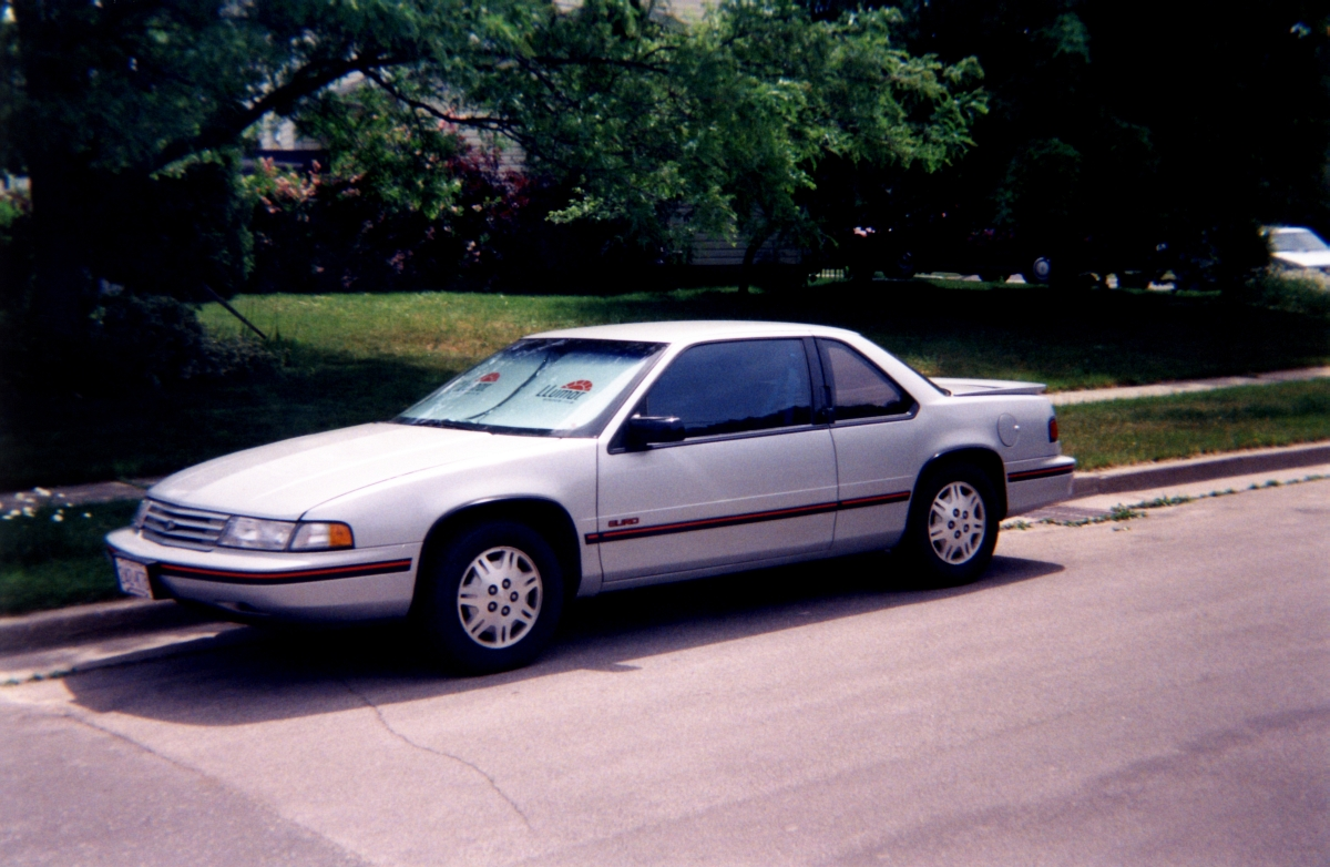 Worksheet. 1992 Chevrolet Lumina related infomationspecifications  WeiLi
